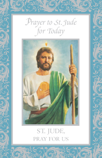 A Prayer to St. Jude for Today