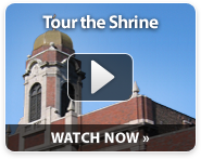 Tour the Shrine